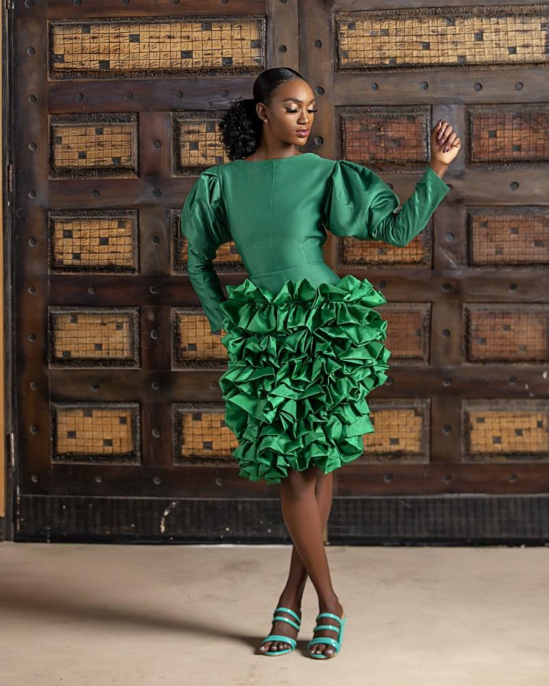 LadyBeellionaire 'Glory' Dress