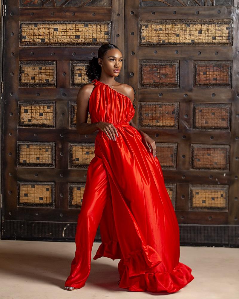 LadyBeellionaire 'Scarlett' Dress