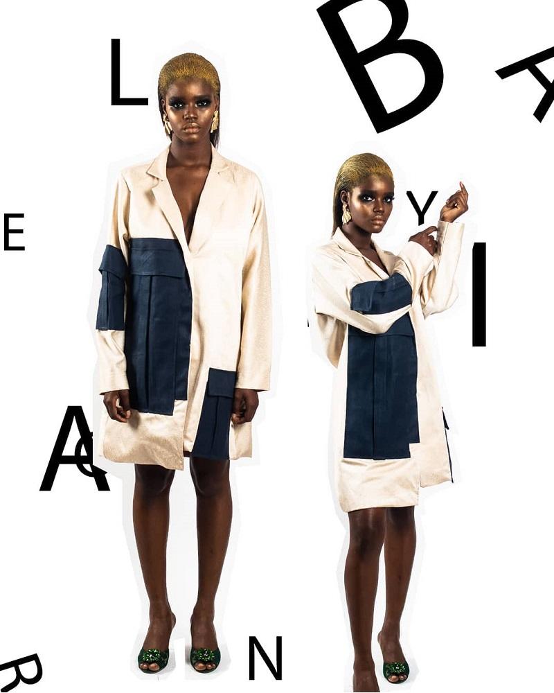 LadyBeellionaire Brisbane jacket dress