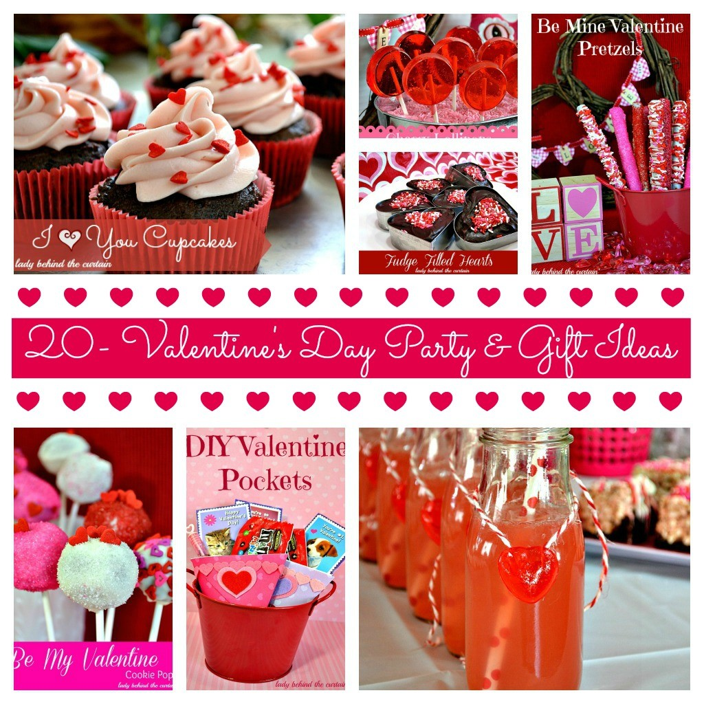 20 Valentine S Day Party And T Ideas