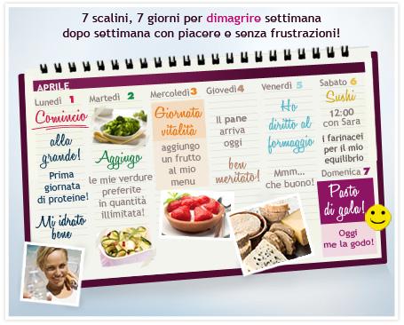 10 giorni di programmi di dieta detox