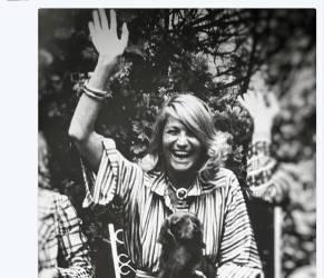 Marta Marzotto è morta: nipote Beatrice Borromeo la ricorda così FOTO