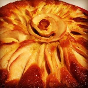 oma torta di mele del maestro gino fabbri la torta di mele è uno di ...