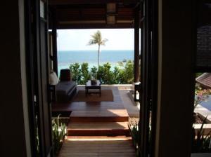 Anantara Lawana Resort and Spa room