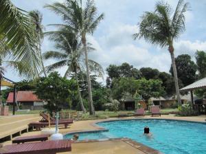 Lamai Chalet pool
