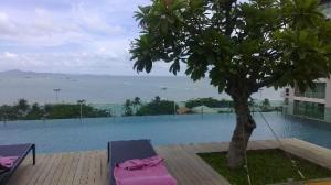 Seven Zea Chic Hotel infinity pool overlooking sea