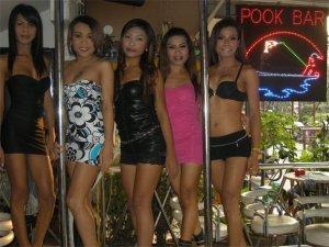 Soi Buakhao Pattaya Ladyboys