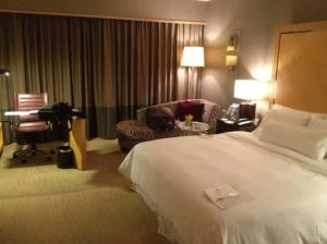 The Westin Grande Sukhumvit bedroom