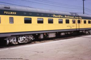 National Forum Pullman Car – 1956 Sleeper Car | Photo credit: Courtesy of Union Station