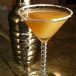 Lady by Choice - Sidecar cocktail