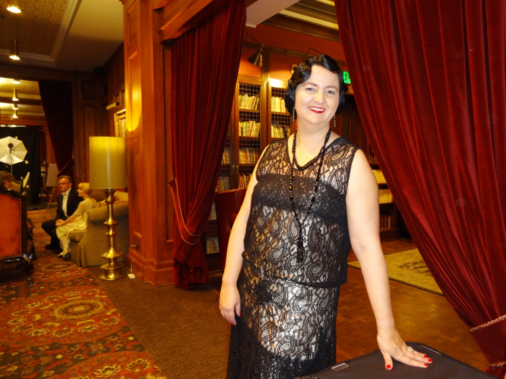 Casino Moderne 1920s dress