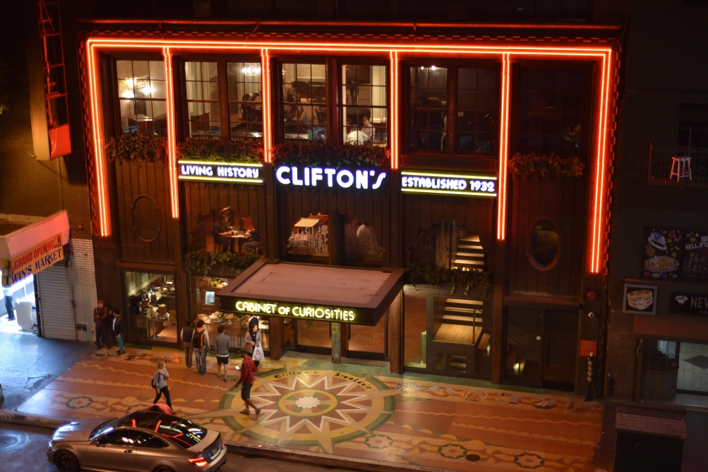 Lady by Choice - Clifton's Cafeteria