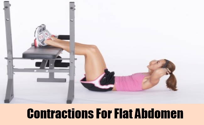 Contractions For Flat Abdomen