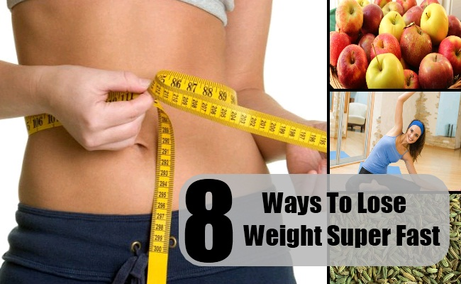Lose Weight Super Fast
