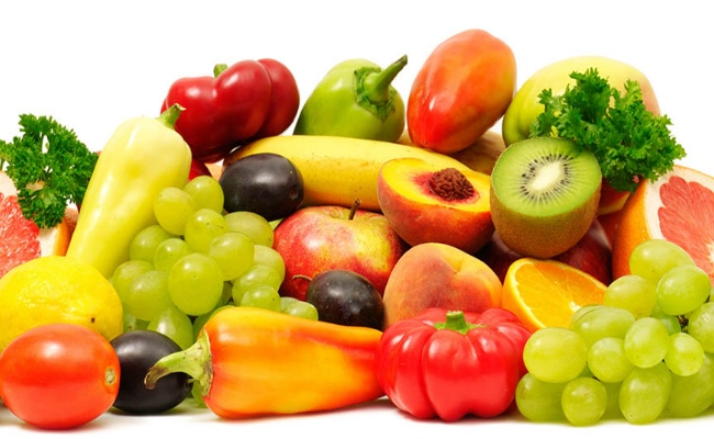 Diet linked With Skin Care