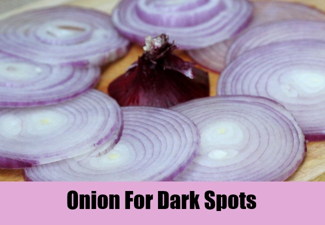 Onion For Dark Spots