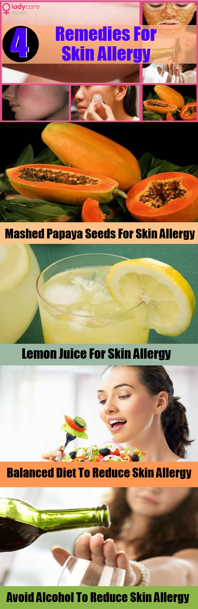 Remedies For Skin Allergy