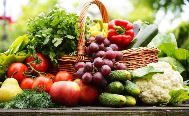 Seasonal Fruits And The Vegetables