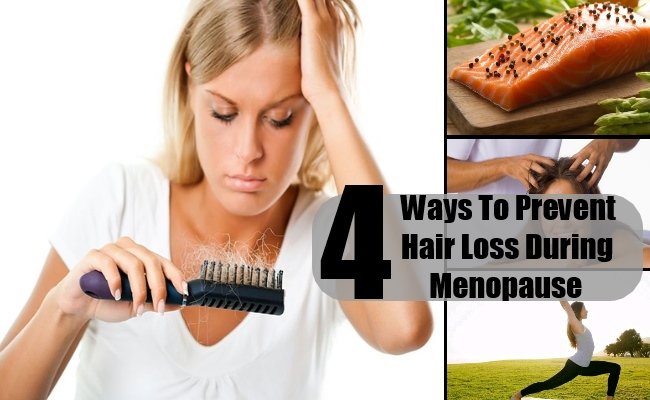 Hair Loss During Menopause