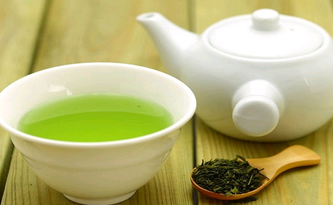 Green Tea Is Best For Liver