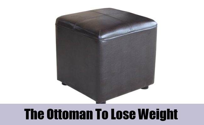 The Ottoman To Lose Weight