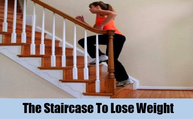 The Staircase To Lose Weight