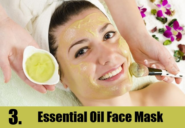 Essential Oil Face Mask