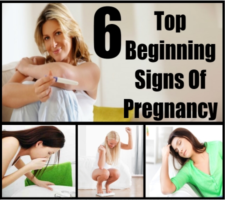 Signs Of Pregnancy