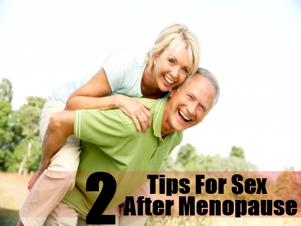 Tips For Sex After Menopause