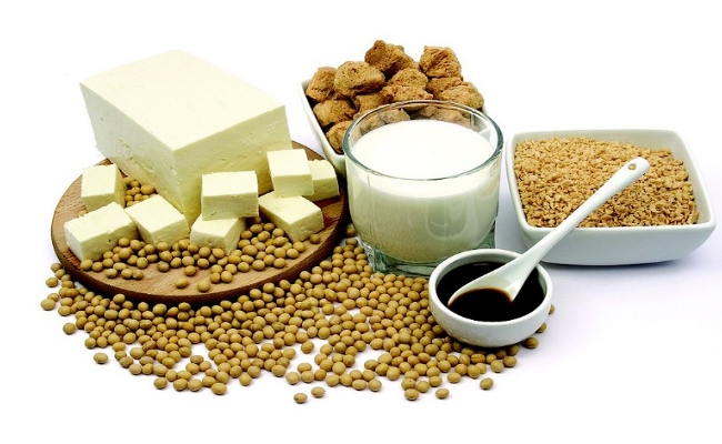 Include Soya Products