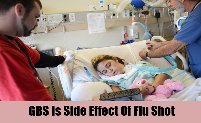 GBS Is Side Effect Of Flu Shot