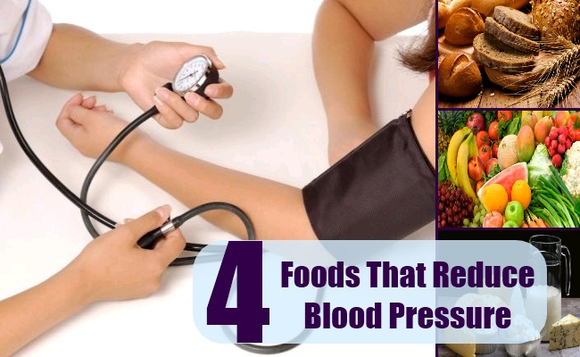 Foods That Reduce Blood Pressure
