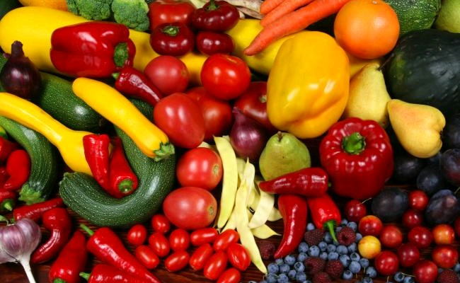 Add Colorful Food Items In Your Diet