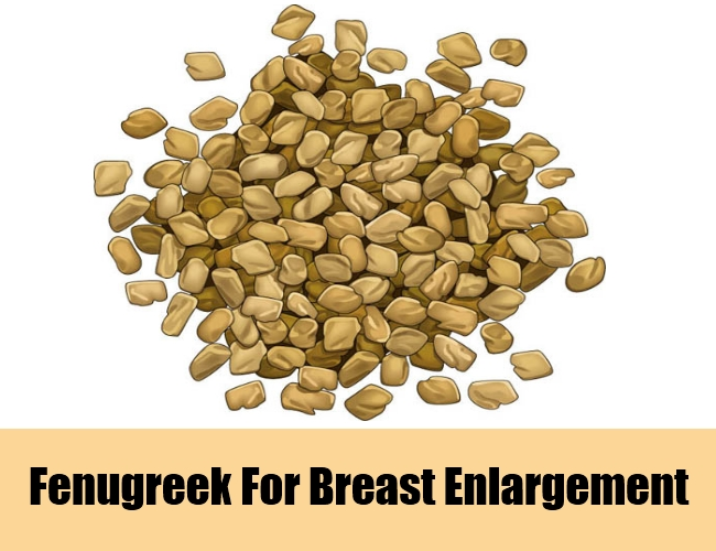Does fenugreek help firm breasts