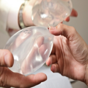 types of breast implant