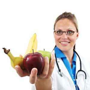 See a Nutritionist for weight loss