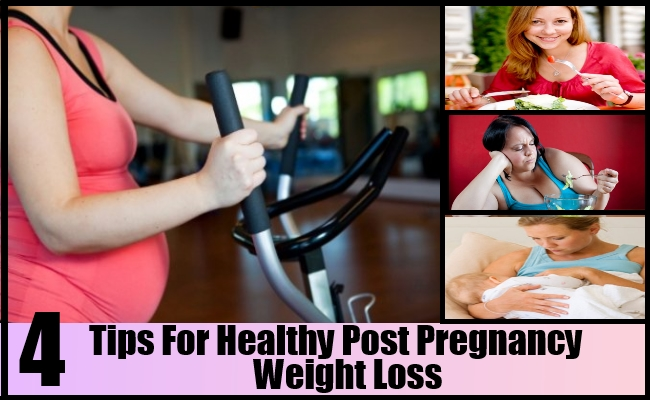 Great Tips For Healthy Post Pregnancy Weight Loss