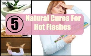 Natural Cures For Hot Flashes In Women