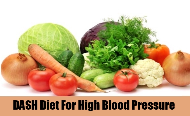 DASH Diet For High Blood Pressure