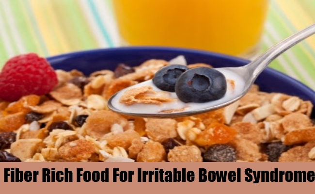 Fiber Rich Food For Irritable Bowel Syndrome