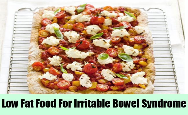 Low Fat Food For Irritable Bowel Syndrome