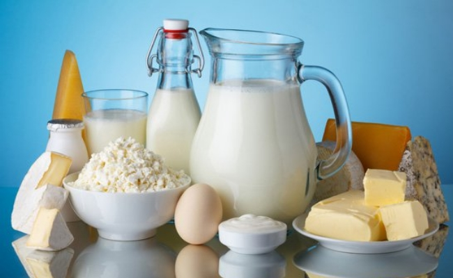 Choose Low Fat Dairy