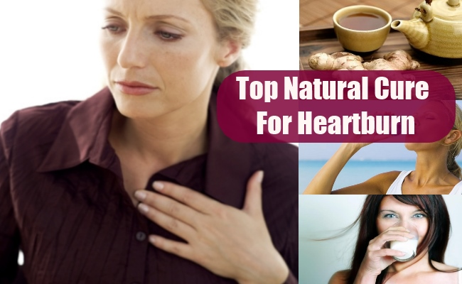 Top Natural Cure For Heartburn