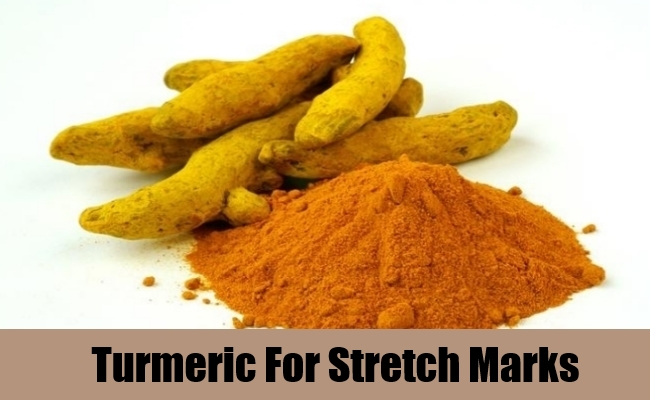 Turmeric For Stretch Marks
