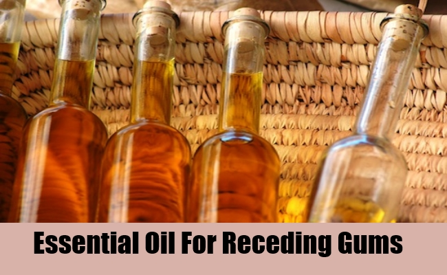 Essential Oil For Receding Gums