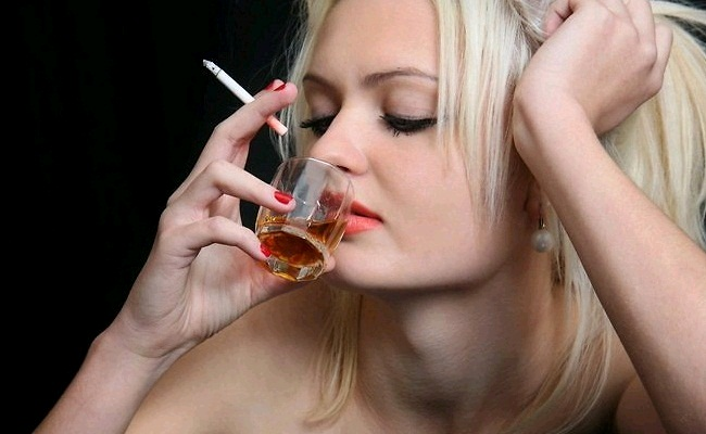 Reducing Smoking And Alcohol Intake