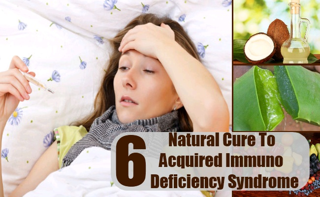 6 Natural Cure For AIDS | Lady Care Health