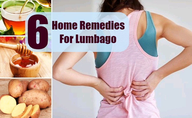 Home Remedies For Lumbago