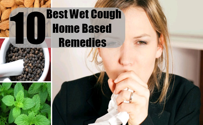 Wet Cough Home Based Remedies