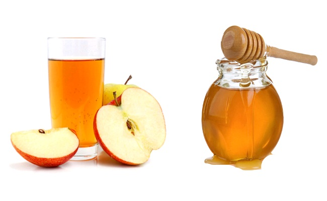 ACV With Honey